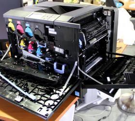 Đổ mực máy in tại Hà Nội