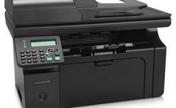 Máy in HP Laserjet 1212NF cũ