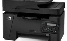 Máy in đa chức năng HP LaserJet M127FN cũ